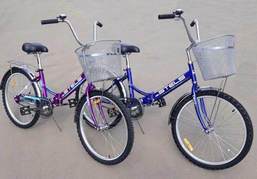 Складной велосипед Stels Pilot 710 24 (2021)(2020)