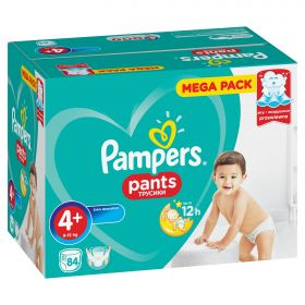 Pampers Pants L84 (4+)