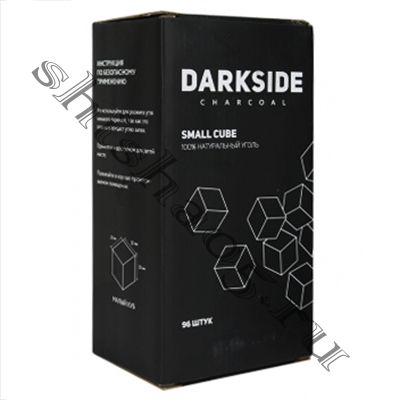 Уголь DARKSIDE - 22мм³ (96куб)