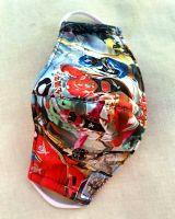 Многоразовая трёхслойная детская медицинская маска, купить в Москве и СПб. Интернет-магазин