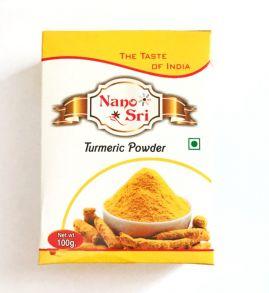 Куркума Молотая Nano Sri, 100 гр