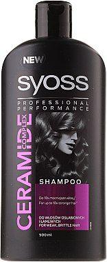 Укрепляющий шампунь для слабых и ломких волос 500 ML