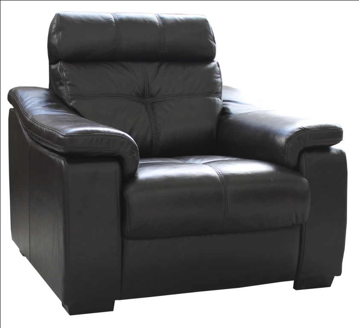 Кресло Барселона (кожа)