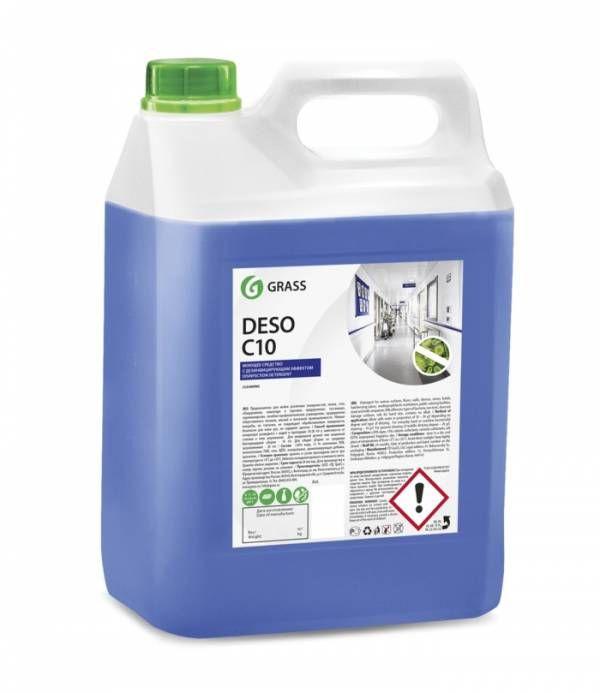 Средство для чистки и дезинфекции Deso C10 125191