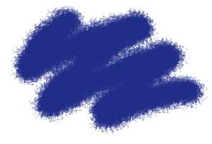 47-АКР Краска королевская синяя