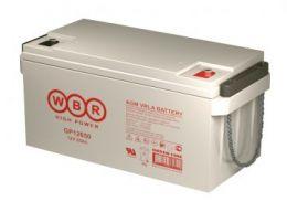 Аккумулятор WBR GP12550