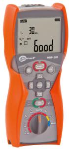 MRP-201 Измеритель напряжения прикосновения и параметров устройств защитного отключения