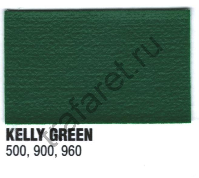 Краска пластизоль Excalibur 500 Kelly Green / Зеленый (5 кг.)