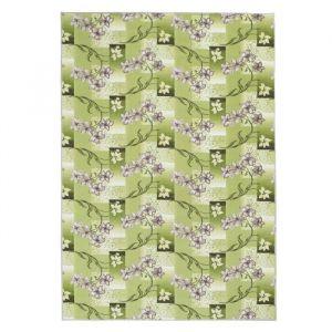 Палас Афродита, размер 100х200 см, цвет зелёный, войлок 195 г/м2   4505267