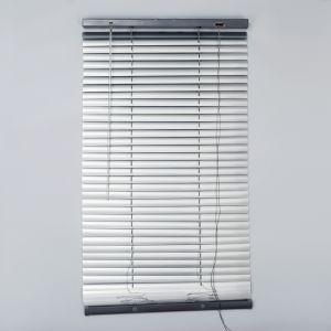 Жалюзи горизонтальные 50х160 см, цвет металлик   4595729