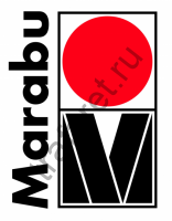 Краска Marabu Glasfarbe GL 273 Black  (высоко глянцевый, черный, не магнитный)1 л