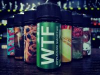 Жидкость WTF 100мл Forest Mint Berry Edition