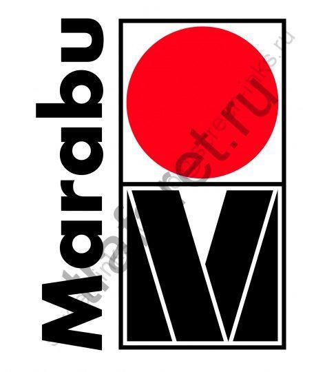 Краска MARABU Maraprop  PP 073 Black