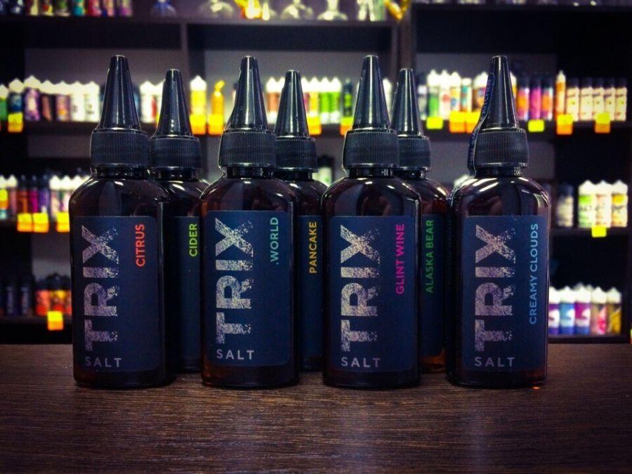 Жидкость TRIX SALT Pancace 50мл