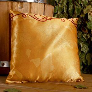 Подушка сувенирная, 22?22 см,  лаванда, можевельник   4779510