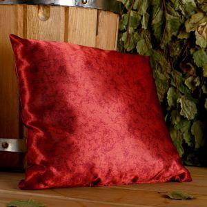 Подушка сувенирная, 22?22 см,  можжевельник, лаванда, чабрец, мята, шалфей   4779509