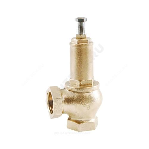Клапан предохранительный латунь м/м Рн0.5-16 OR