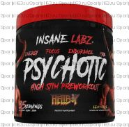 Psychotic HELLBOY Edition (250 гр) (35 порц) (Insane Labz)