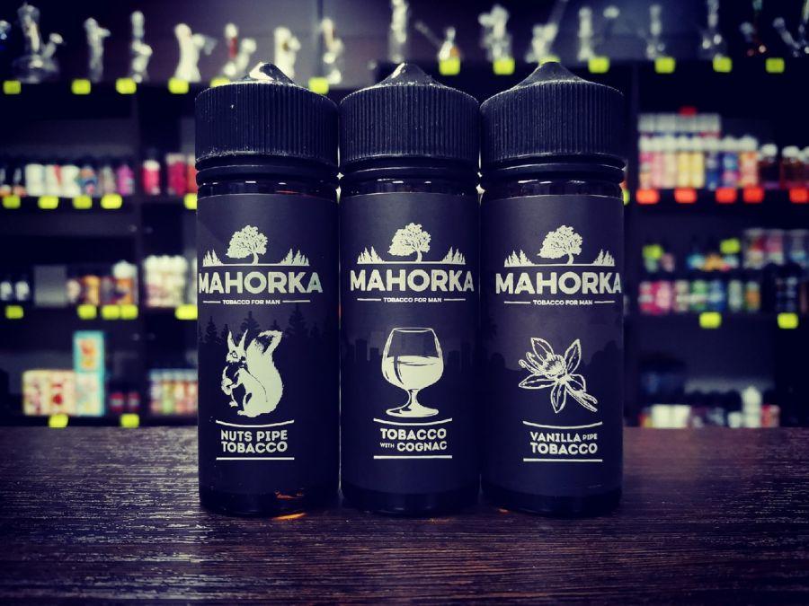 Жидкость Mahorka 120мл