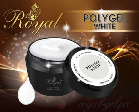 ACRYL GEL WHITE  ROYAL 30 мл