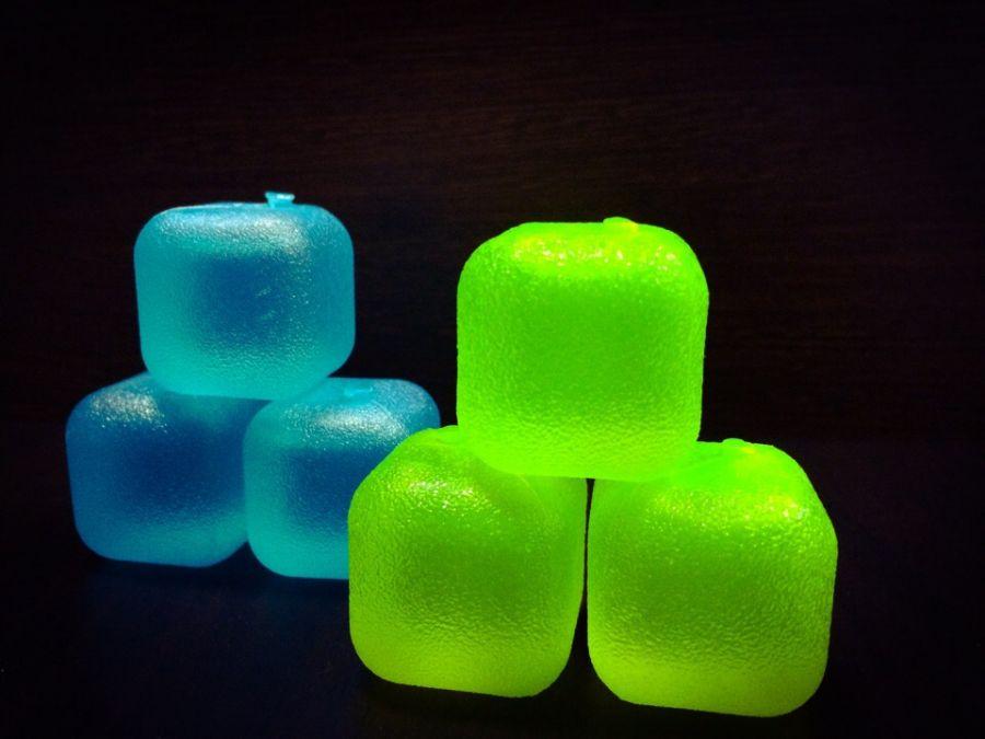 Многоразовый лёд Cubes 3шт