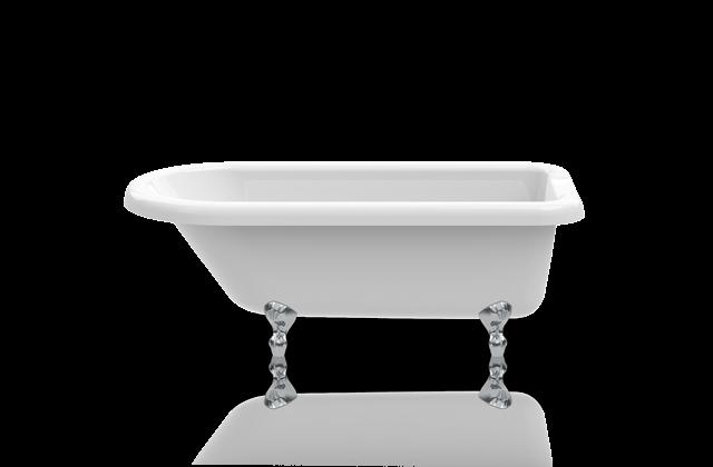 Ванна акриловая Knief ROLL TOP 0100-065-02 152 ФОТО