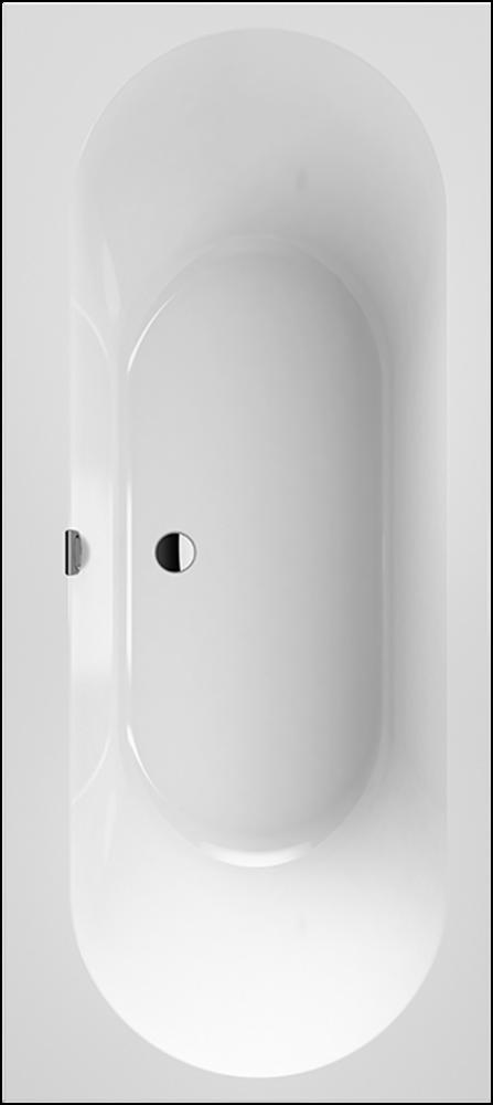 Ванна квариловая Villeroy&Boch Oberon 2.0 180x80 UBQ180OBR2DV-01 ФОТО