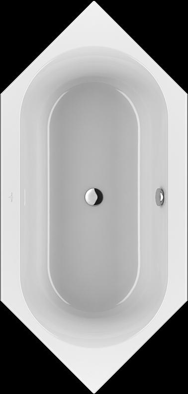 Акриловая ванна Villeroy&Boch Loop&Friends 190x90 UBA199LFO6V-01 ФОТО