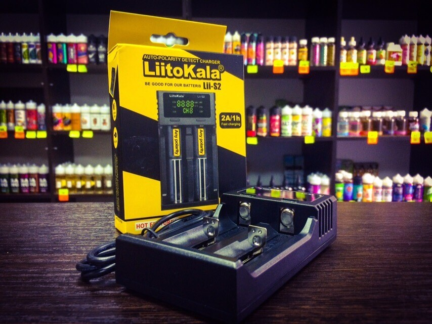 Зарядное устройство Liitokala Lii - S2
