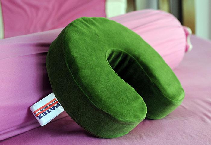 Подушка путешественника латексная от Patex