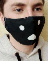 Фото защитная маска для лица wow