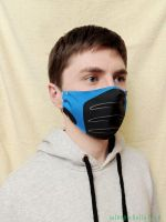 Многоразовая маска для лица Subzero