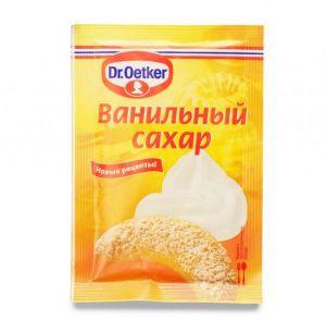 Ванильный сахар Dr. Oetker 5*5 гр.