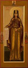 Икона Аполлинария Египетская преподобная