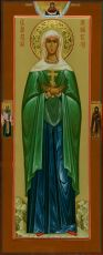 Икона Ариадна Промисская мученица
