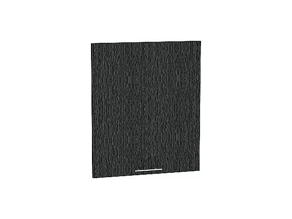 Фасад Валерия Ф46 (черный металлик дождь)