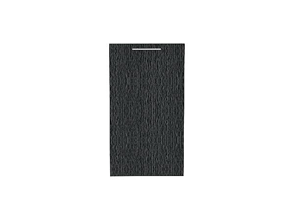 Фасад Валерия Ф60 (черный металлик дождь)