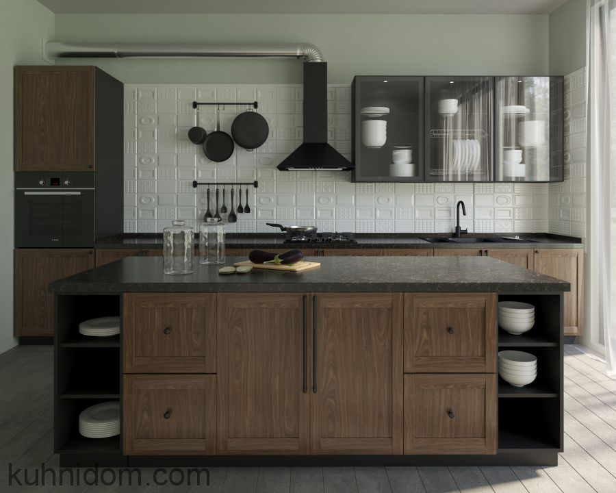 Кухня Afina Legno
