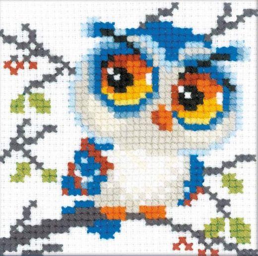 Набор для вышивания бисером Сплюшка №1784 фирма Риолис