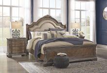 Кровать KING CHARMOND 183*203 Б/О
