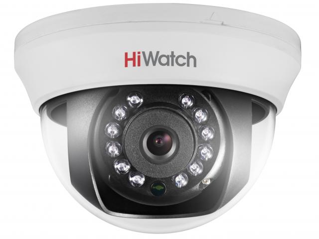 HD-TVI видеокамера HiWatch DS-T101