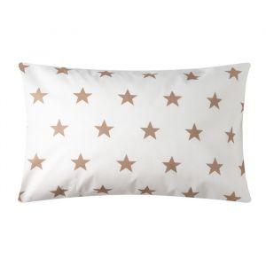 Наволочка Звезды крупные 40х60 см, цв 8130/4, бязь 4791782