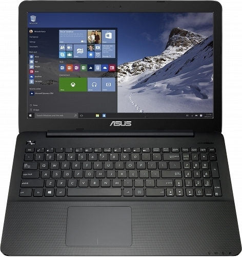 Ноутбук ASUS X554LJ: Intel Core i3 4005U x2 (1.7 GHz), 4096Mb, 500Gb, GeForce 92