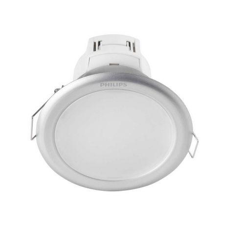 Светильник PH 80082 Silver 40K 120 LED 6,5W встр