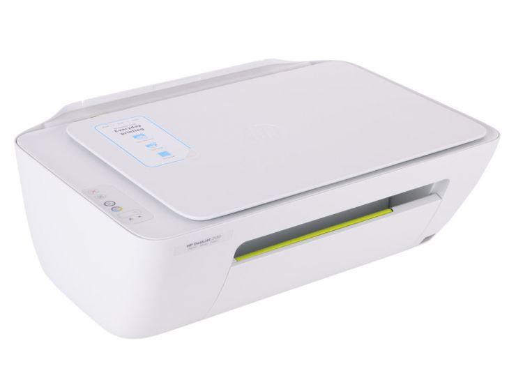 Принтер, копир, сканер HP DeskJet 2130 А4, (п.4800х1200dpi 20/16 стр/м), (с.1200