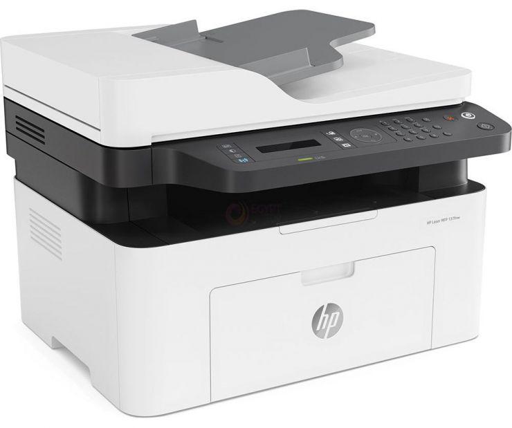 Принтер, копир, сканер HP LaserJet 137fnw: А4, 1200х1200dpi 20 стр/м, 600х600dpi