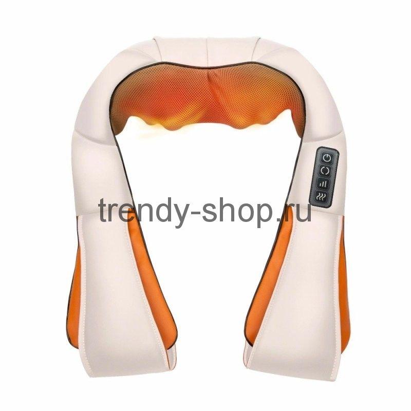 Массажер для шеи, плеч и спины ИК-прогревом