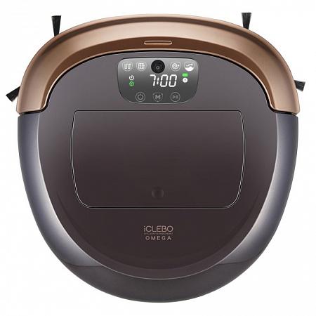 Пылесос-робот iClebo Omega Gold