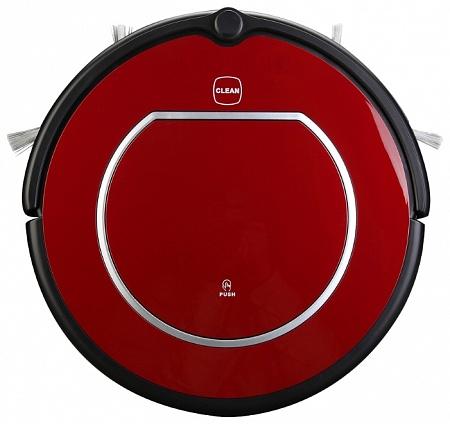 Робот-пылесос Panda X500 красный
