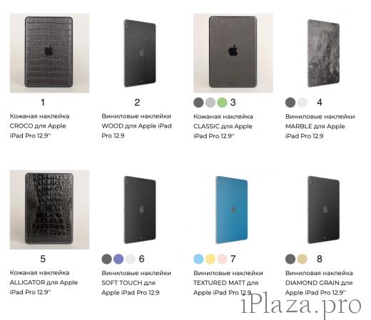 """Наклейка для iPad Pro 12.9"""" (2018)"""
